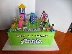 ****** This is the one we want******** LEGO Friends Inspire Girls Globally: LEGO Friends Birthday Party ideas