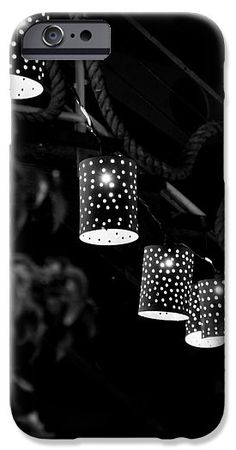 Night Light IPhone 6s Case featuring the digital art Lights by Gandz Photography