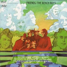 "The Beach Boys  ""Friends"" (1968)"