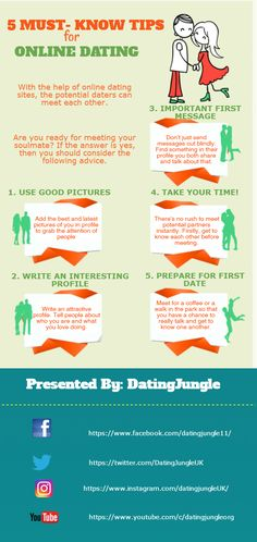 Online dating is a simple means to find a partner. However, in order to find the right date it is necessary to select the appropriate site. #DatingJungle is a site which provides an in-depth analysis about different dating sites. This helps you choosing the site meant for you.
