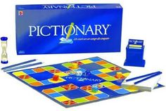 Pictionary/ not for the artistic challenged