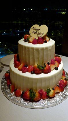 その他のウェディングケーキ、ハワイ