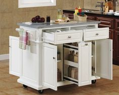 20 Recommended Small Kitchen Island Ideas on a Budget   Pinterest ...
