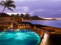 Halekulani Waikiki: Oahu, Hawaii