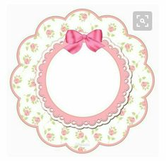 """Photo from album """"шаблоны рамочки"""" on Yandex. 2 Clipart, Diy And Crafts, Paper Crafts, Borders And Frames, Printable Labels, Printables, Binder Labels, Flower Frame, Baby Cards"""