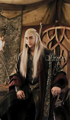 storytimeteller1:  Whoever made this I love it! It's not my photo! I am still in awe over King Thranduil!