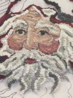 Making art with wool. An interactive rug-hooking community. Rug Hooking Designs, Rug Hooking Patterns, Rug Patterns, Penny Rugs, Christmas Rugs, Christmas Ideas, Xmas, Punch Needle Patterns, Rug Inspiration