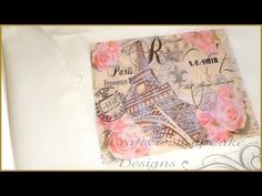 Crafty Video: Transferring Images to Fabric with Mod Podge
