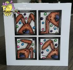 bugaboo - Mini set bunny blocks