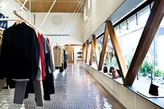 A.P.C. Opens Los Angeles Flagship on Melrose Avenue