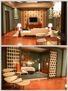 Georgina's Room (Gossip Girl) (Christina Tonkin Interiors)