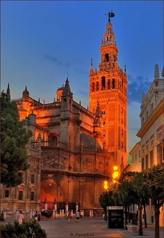 Sevilla, Spain - THE BEST TRAVEL PHOTOS