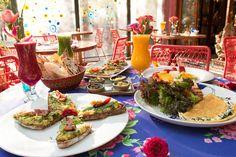 Café da manhã do restaurante Condessa: uma das atividades do Festival Arca do Gosto, promovido pelo Slow Food Brasil