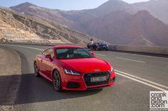 Audi TT. The Management Fleet (September) 01