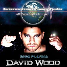 . David Wood, Local Music, Original Music, The Conjuring, Pagan, Tarot, Magic Tricks, Tarot Cards