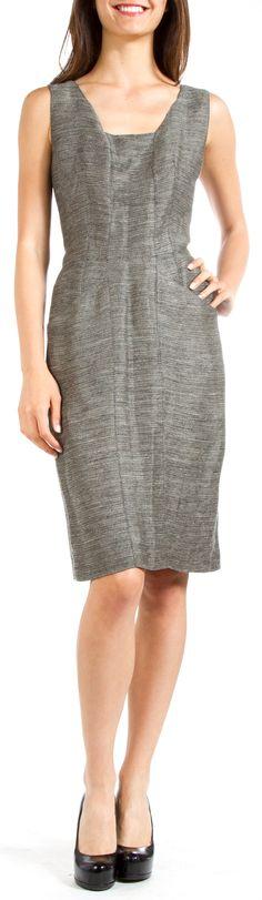 OSCAR DE LA RENTA DRESS women fashion outfit clothing stylish apparel @roressclothes closet ideas