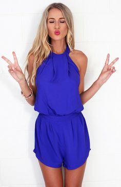 Naomi Playsuit $59 http://bb.com.au/collections/new/products/naomi-playsuit#