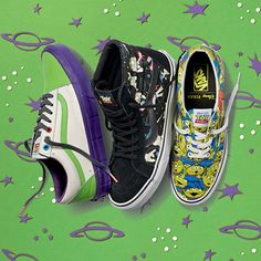5bf2df998a5 Vans x Toy Story 3 Vans Toy Story