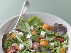 Salade fraiche d'été au melon