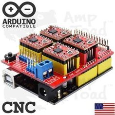 Arduino-CNC-Kit-with-UNO-R3-4-x-A4988-Drivers-GRBL-Compatible-Router-TTL