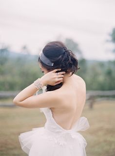 2014 Wedding Trends | Dramatic Backs | Open-Back Wedding Dress Inspiration
