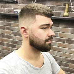 Line up Haircut and Beard Style