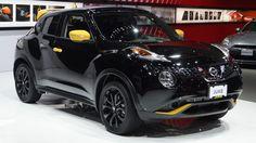 Nissan Juke Stinger