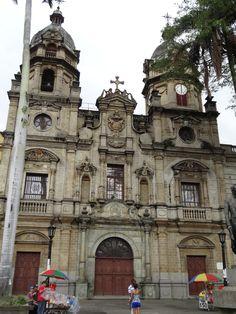 Iglesia de San Ignacio #Medellin #Colombia