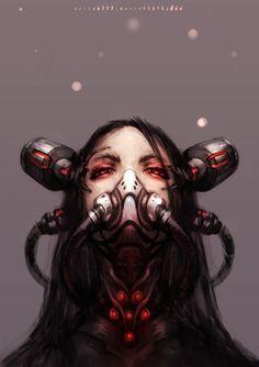 Surreal Fantasy Portraits Featuring Digital Artist aditya777