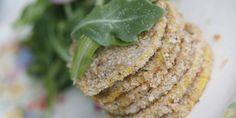 Squash Schnitzel (Milansesas de Calabaza)