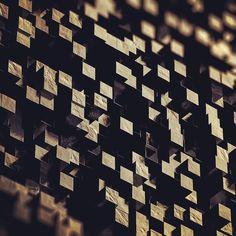 Fi Grid #render #cinema4d #c4d #3d #maxon #art #artwork #photoshop #adobe #practice #grid #abstract by gilianw