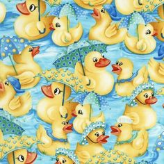 AKH-7893-4 by Kathy Hatch from Rainy Day Duck: Robert Kaufman Fabric Company