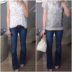 New post up on the blog! Styling Flared jeans! ...... @liketoknow.it www.liketk.it/1jSpb #liketkit