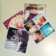 print instagram photos at home