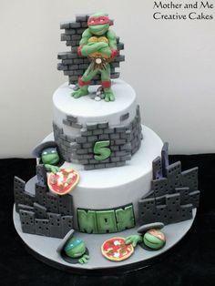 Черепахи Торт