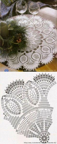 43 Ideas For Knitting Patterns Vintage Crochet Stitches Filet Crochet, Crochet Art, Thread Crochet, Vintage Crochet, Crochet Crafts, Crochet Stitches, Crochet Projects, Motif Mandala Crochet, Crochet Doily Diagram