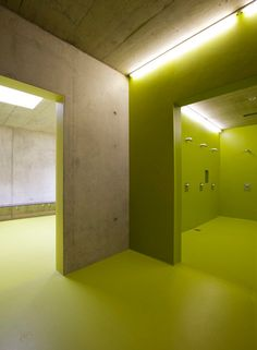 Gallery - Extension of the multifunctional double sports halls in the Eichi Centre Niederglatt / L3P Architects - 14