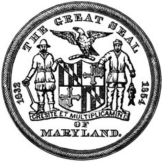 151 best state seals images united states coat of arms flags Alaska State Beverage maryland state seal maryland md free state chesapeake bay 50 states united