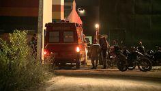 DE OLHO 24HORAS: Socioeducandos queimam colchões em rebelião na Fun...