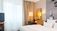 NH München Messe - 4 Star #Hotel - $79 - #Hotels #Germany #Munich #Bogenhausen http://www.justigo.club/hotels/germany/munich/bogenhausen/nh-munchen-neue-messe_205430.html