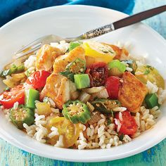 http://www.cleaneatingmag.com/Recipes/Recipe/Creole-Chicken-Okra.aspx
