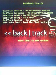 Backtrack 5