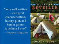 Even more praise for THE FINAL REVEILLE by Amanda Flower