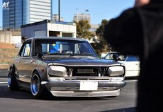 """So-called """"ghost face"""" KGPC-10 Hakosuka"""