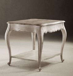 Highland House Furniture: HH02-611-MO - Toulon Side Table Monterossa w/Faux