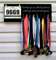 Running Medal Sports by EataMangoCreations on Etsy                                                                                                                                                                                 More