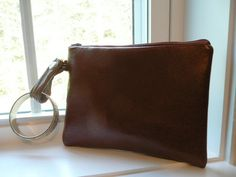 Switchlet  Brown Leather by KathrynBrookeDesign on Etsy, $69.00