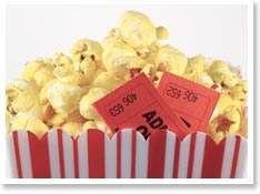 Movie Snack Recipes - Kaboose.com
