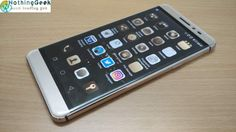 Coolpad Max Launched, Our First Impressions - NothingGeek Sign Off, Remote, Product Launch, Pilot