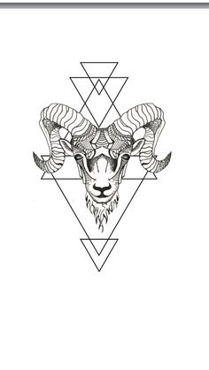 Zodiac Tattoo Inspirations :: Aries
